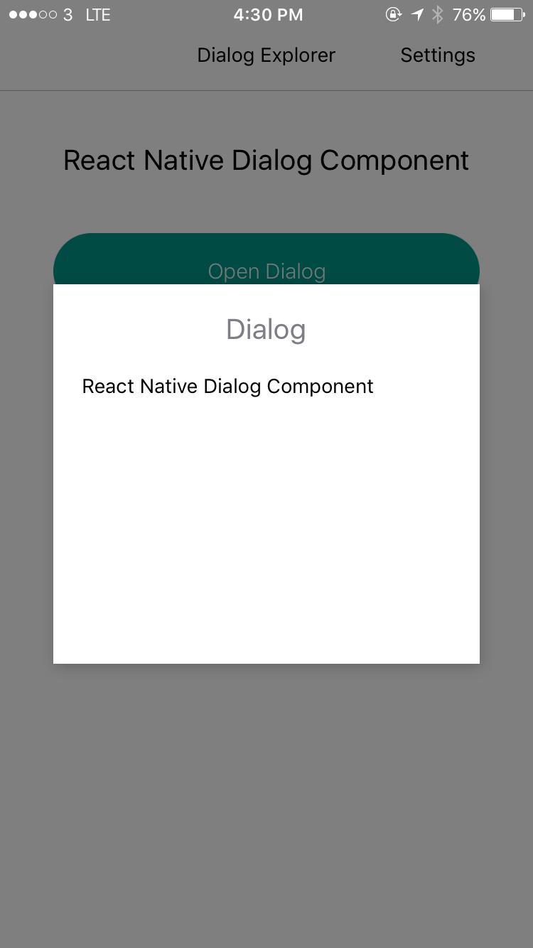 react-native-dialog-component - npm